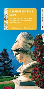GO VISTA: Reiseführer Oberitalienische Seen