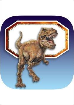 Kinderwissen Bücher mit kostenloser App - Dinosaurier