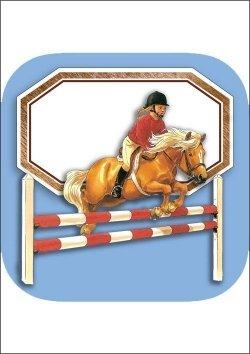 Kinderwissen Bücher mit kostenloser App - Pferde und Ponys