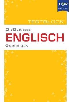 Testmappe: Englisch Grammatik, 5.-6. Klasse