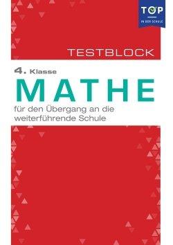 Testmappe: Mathe Übergang an die weiterführende Schule, 4. Klasse