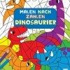 Malen nach Zahlen-Dinosaurier-buch-978-3-7415-2319-9