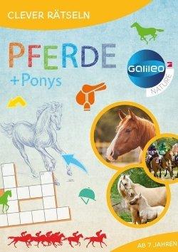 Galileo Clever Rätseln: Pferde & Ponys