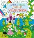 Kindermalbuch: Malen nach Zahlen - Märchen