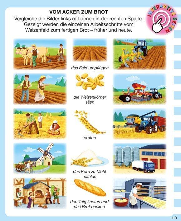 Kinderwissen mit App - Bauernhof