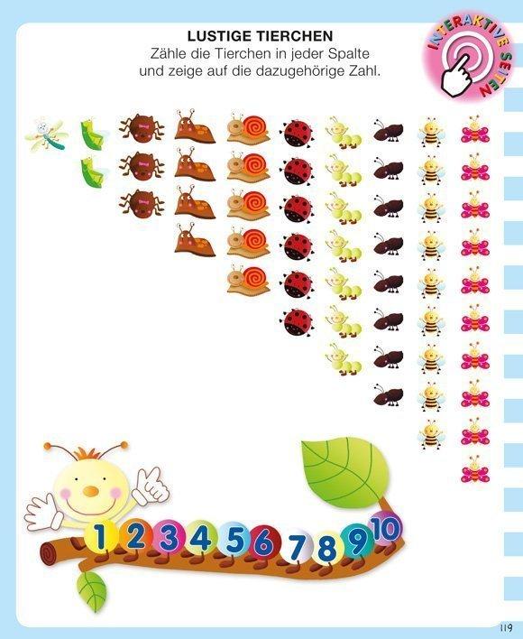 Kinderwissen mit App - Spiele