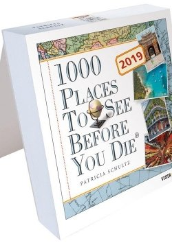 Tageskalender 2019 – 1000 Places To See Before You Die