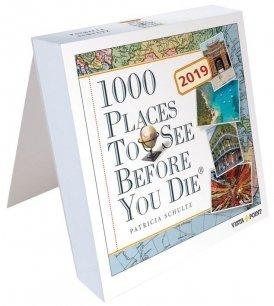 Tageskalender 2019 – 1000 Places To See Before You Die