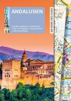 GO VISTA: Reiseführer Andalusien