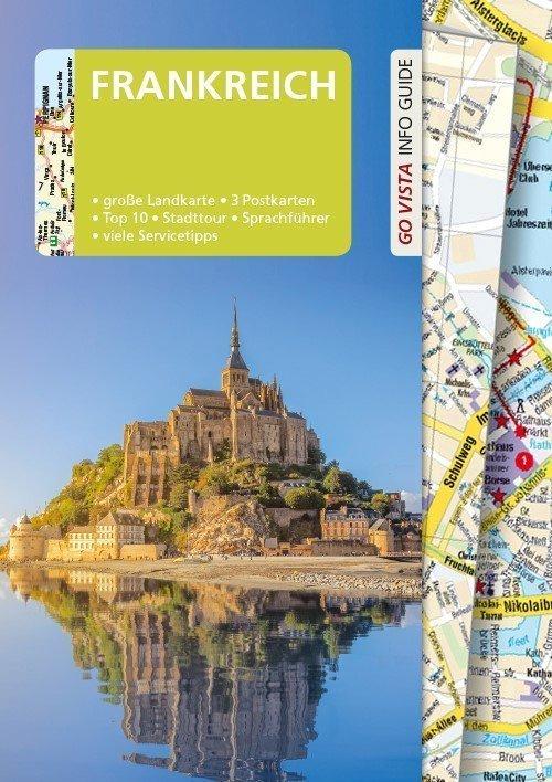 Go Vista Reisefuehrer Frankreich