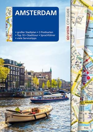 GO VISTA: Reiseführer Amsterdam