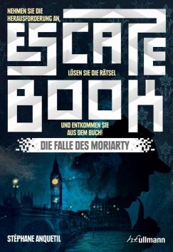 Escape Book – Die Falle des Moriarty
