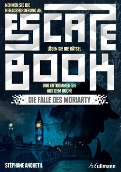 Escape Book – Die Falle des Moriarty