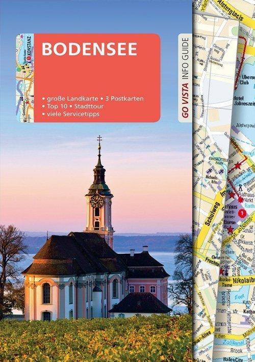 Go Vista Reisefuehrer Bodensee