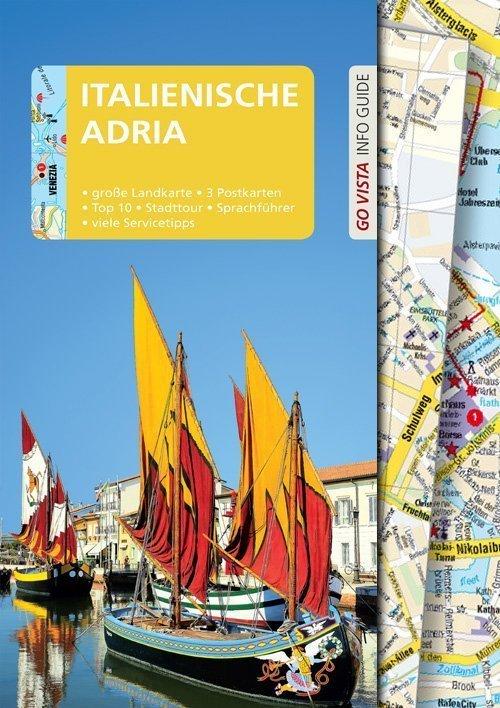 Go Vista Reisefuehrer Italienische Adria