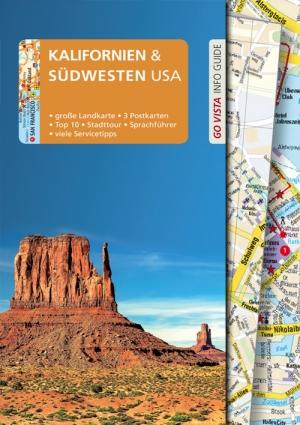 GO VISTA: Reiseführer Kalifornien & Südwesten USA