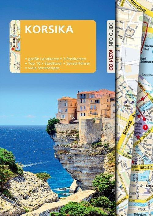 Go Vista Reisefuehrer Korsika