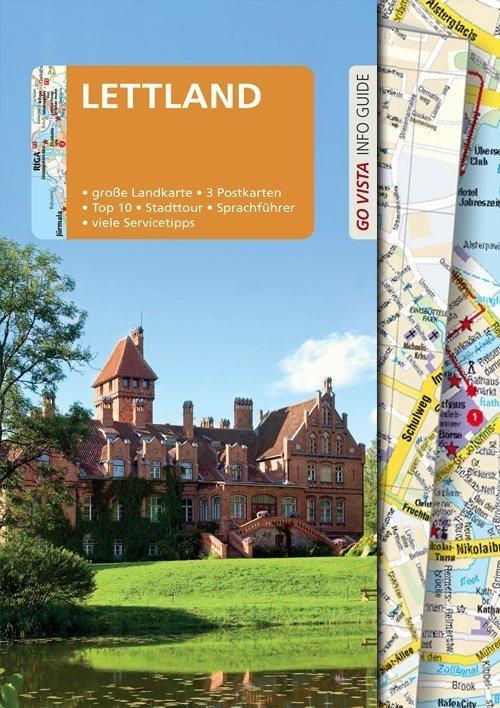 Go Vista Reisefuehrer Lettland