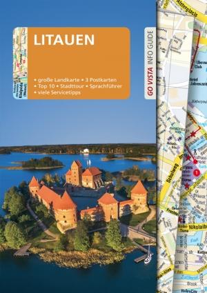 GO VISTA: Reiseführer Litauen