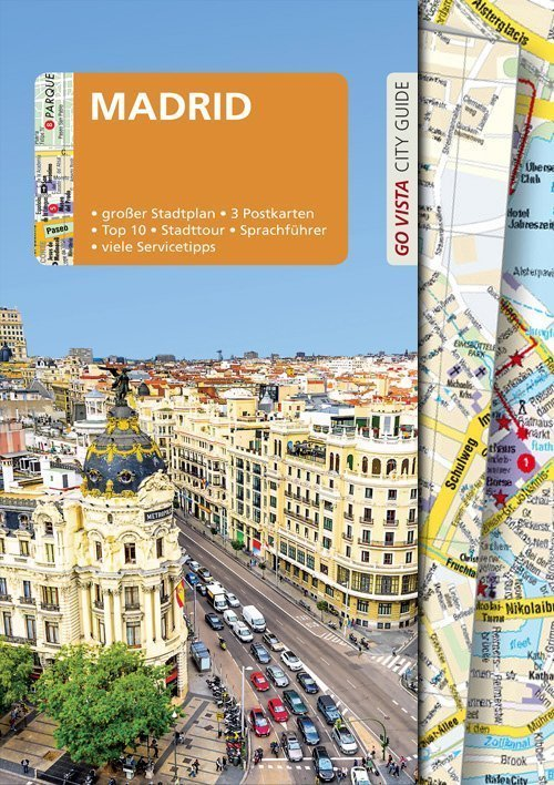 Go Vista Reisefuehrer Madrid