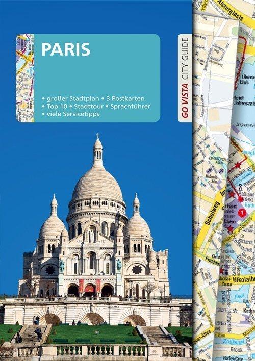 Go Vista Reisefuehrer Paris
