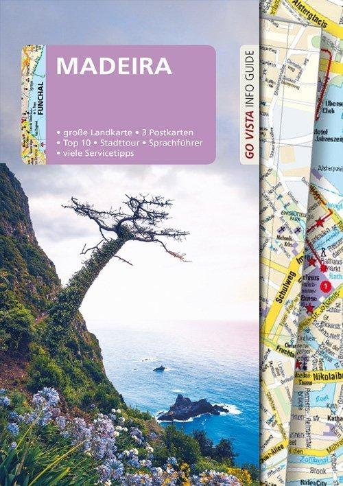 Reisefuehrer Go Vista Madeira