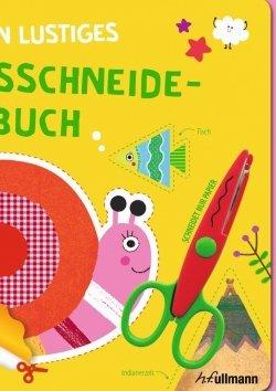 Mein lustiges Ausschneidebuch