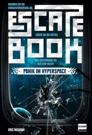 Escape Book – Panik im Hyperspace
