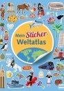 Mein Sticker-Weltatlas