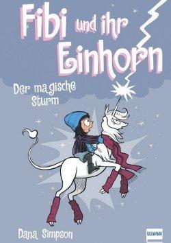 Fibi und ihr Einhorn (Bd.6) – Das magische Unwetter