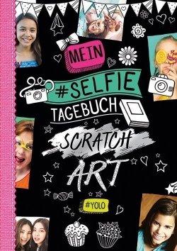 Mein Selfie Tagebuch Scratch Art