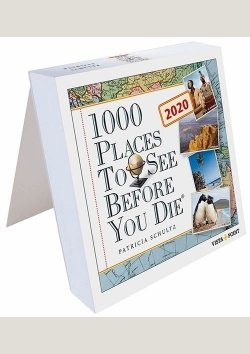 Tageskalender 2020 – 1000 Places To See Before You Die