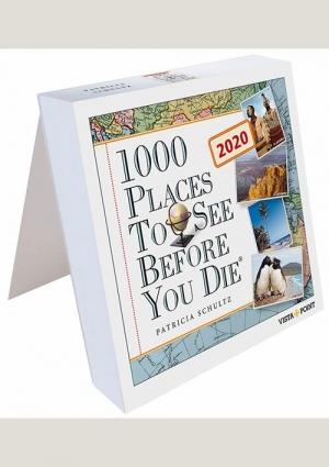 Tageskalender 2020 – 1000 Places To See Before You Die