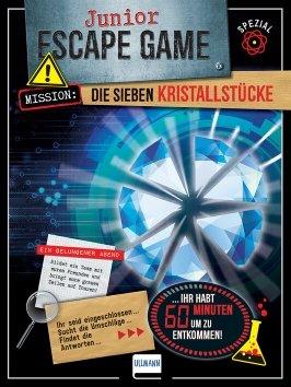 Junior Escape Game – Die sieben Kristallstücke