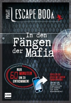 Pocket Escape Book – In den Fängen der Mafia