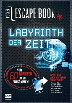 Pocket Escape Book – Labyrinth der Zeit