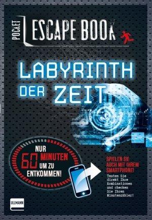 Pocket Escape Book – Labyrinth der Zeit