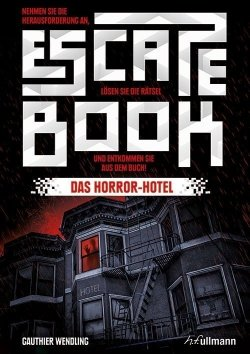 Escape Book – Das Horror Hotel