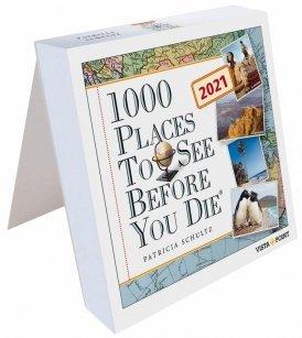 Tageskalender 2021 – 1000 Places To See Before You Die