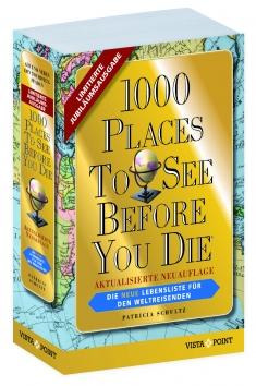 1000 Places To See Before You Die – Unser »Goldstück« – die limitierte Jubiläumsausgabe