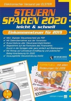 Steuern sparen 2020 leicht & schnell – für Steuererklärung 2019!