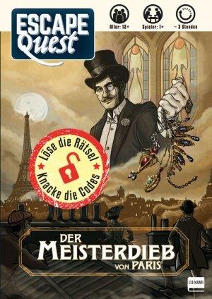 Escape Quest – Der Meisterdieb von Paris
