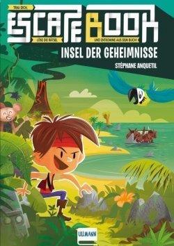 Escape Book Kids – Insel der Geheimnisse