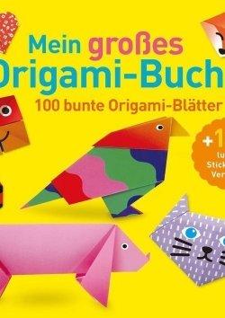 Mein großes Origami-Buch