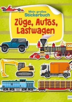 Züge, Autos, Lastwagen
