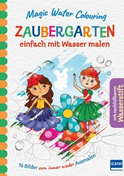 Magic Water Colouring – Zaubergarten