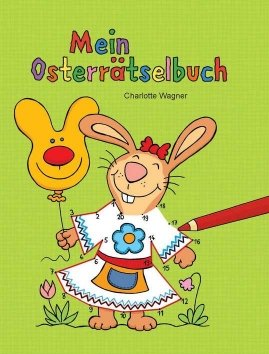 Mein Oster-Rätselbuch