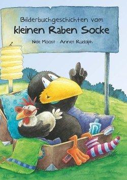 Bilderbuchgeschichten vom kleinen Raben Socke