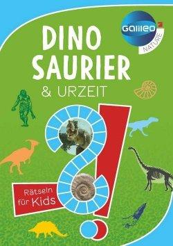 Galileo Rätseln für Kids: Dinosaurier & Urzeit