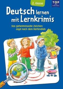Deutsch lernen mit Lernkrimis – 2. Klasse